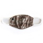 Siege Merch - DRIFIT washable reusable mask - Desert Tiger Stripe