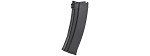 GHK 40rd Gas Magazine for GKS74U GBBR Airsoft Rifle (BLACK)