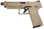 G&G GTP9 Gas Blowback Pistol - Green Gas - DST