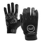 Valken Bravo Full Finger Gloves - Black - (SMALL)