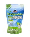 ICS 0.20g BIO BBs 5000ct 1kg bag - BLACK ** CLEARANCE