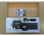CYMA P90 with Mock Suppressor AEG - BLACK - Asia Version *GRAVEYARD CLEARANCE* (932)