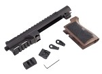 Armorer Works Zombie killing kit for Cybergun/WE .50A/L6 GBB - BLACK