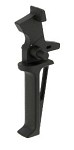 Krytac Licensed CMC Flat Trigger Assembly (Black)