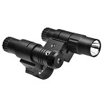 NcSTAR Mark III Tactical Adapter Flashlight Green Laser