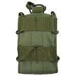 Firepower Single M4 Mag Pouch Molle - OD Green