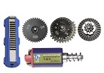 APS SHS High powered motor, gear set and piston kit - INSANE DEAL