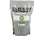 Valken 0.20g INFINITY Biodegradable Grade BBs 5000ct