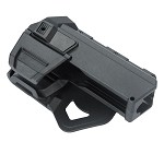 Army Force Polymer Tactical Holster Black For WE/Marui G17/G18C