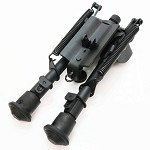 APS Full Metal Bipod w/Sling Swivel Stud Mount