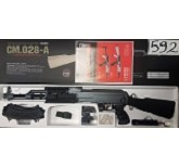 CYMA AK47 Tactical Plastic Body  **CLEARANCE(592)