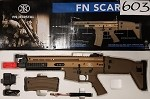 Cybergun FN Scar-L Tan **CLEARANCE(603)