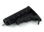 E&C 6 Position Sliding LE Stock with Pipe for M4 Series AEG