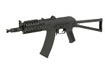 CYMA CM045C AKS-74UN FULL STEEL AEG w/QUAD RAIL & FOLDING STOCK - Asia Version