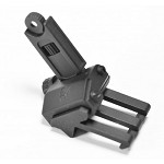 APS Phantom Offset 45 Degree Flip-up Rear Sight