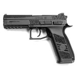 KJW CZ P-09 - Co2 blowback - BLACK