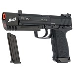 Umarex Heckler & Koch USP Match Gas Blowback Airsoft Pistol by KWA