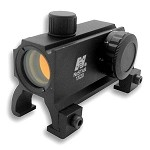 NcSTAR DMP5 1x 20mm MP5 Claw Mount Red Dot Sight