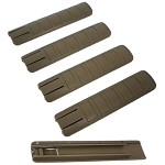 Element Battle Grip Rail cover 4 pack - Tan