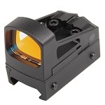 RMS Red dot sight with Picatinny and Glock mount -  Black