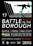 Battle in the Borough 2017 - Game Ticket PRE-REGISTRATION OVER! Walk-ons Welcome