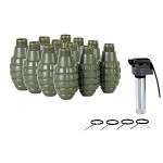 Thunder B Pineaaple Grenade 12 pack with Main Core