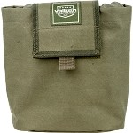 Valken V Tactical Folding Dump Pouch - GREEN