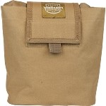Valken V Tactical Folding Dump Pouch - TAN