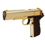 WE TECH 1911 Full Metal GOLD Version