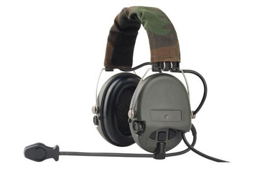 Z Tactical Sordin Noise Reduction Headset